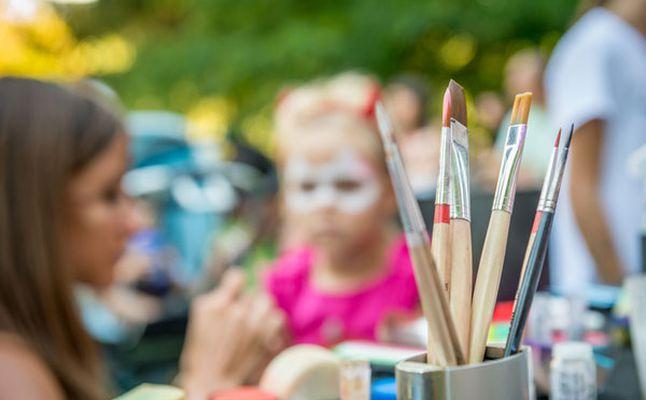 أفضل وأحدث طرق الرسم على وجوه الأطفال 2021