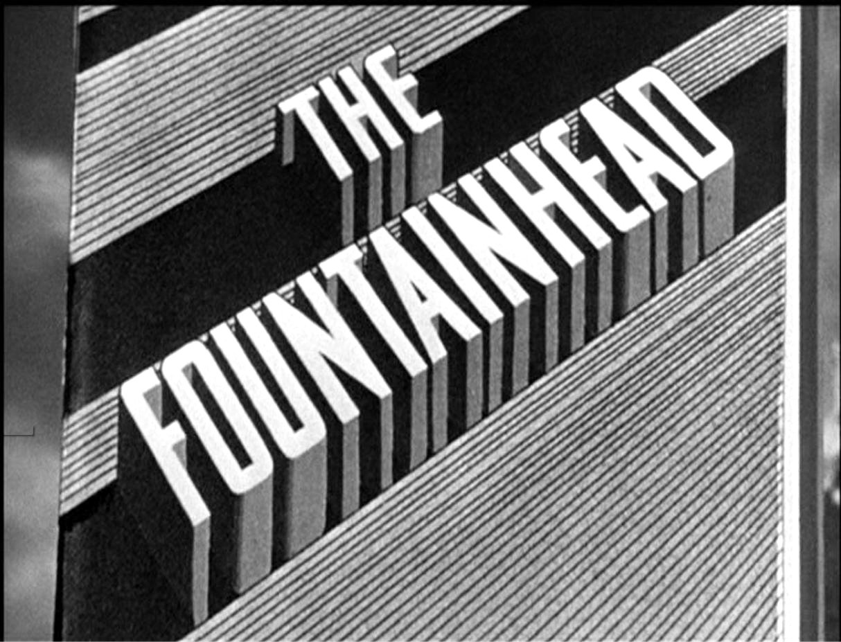 THE FOUNTAINHEAD 1949 - The Fountainhead Images, Pictures ...