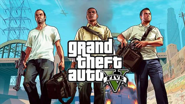 Begini Cara Download GTA V Gratis di Epic Games Store