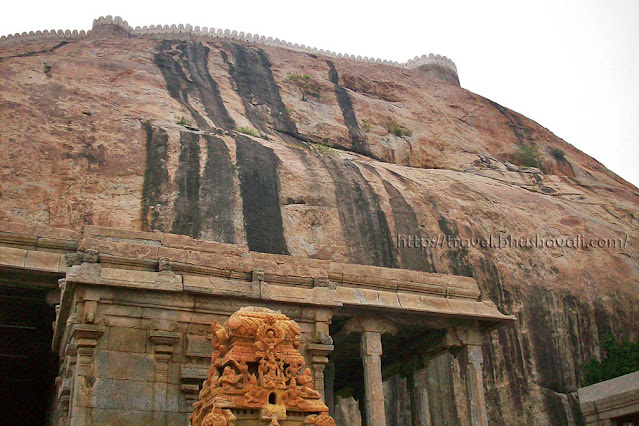Namakkal Fort and Ranganathar Temple