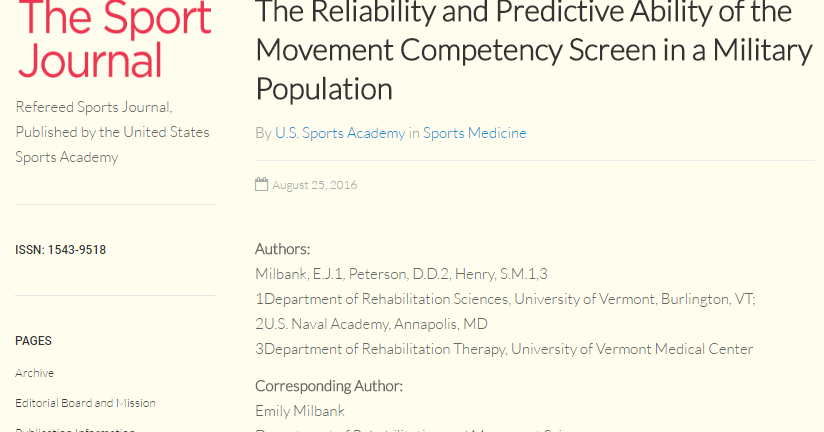 Body by Meat: Reliability and Predictive Ability of the