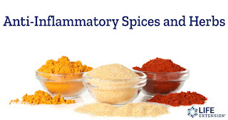 Top Spices with Anti-Inflammatory Properties