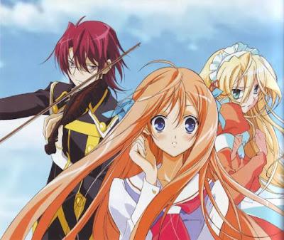تحميل ومشاهدة جميع حلقات والحلقات الخاصة انمي Kyoshiro to Towa no Sora مترجم عدة روابط