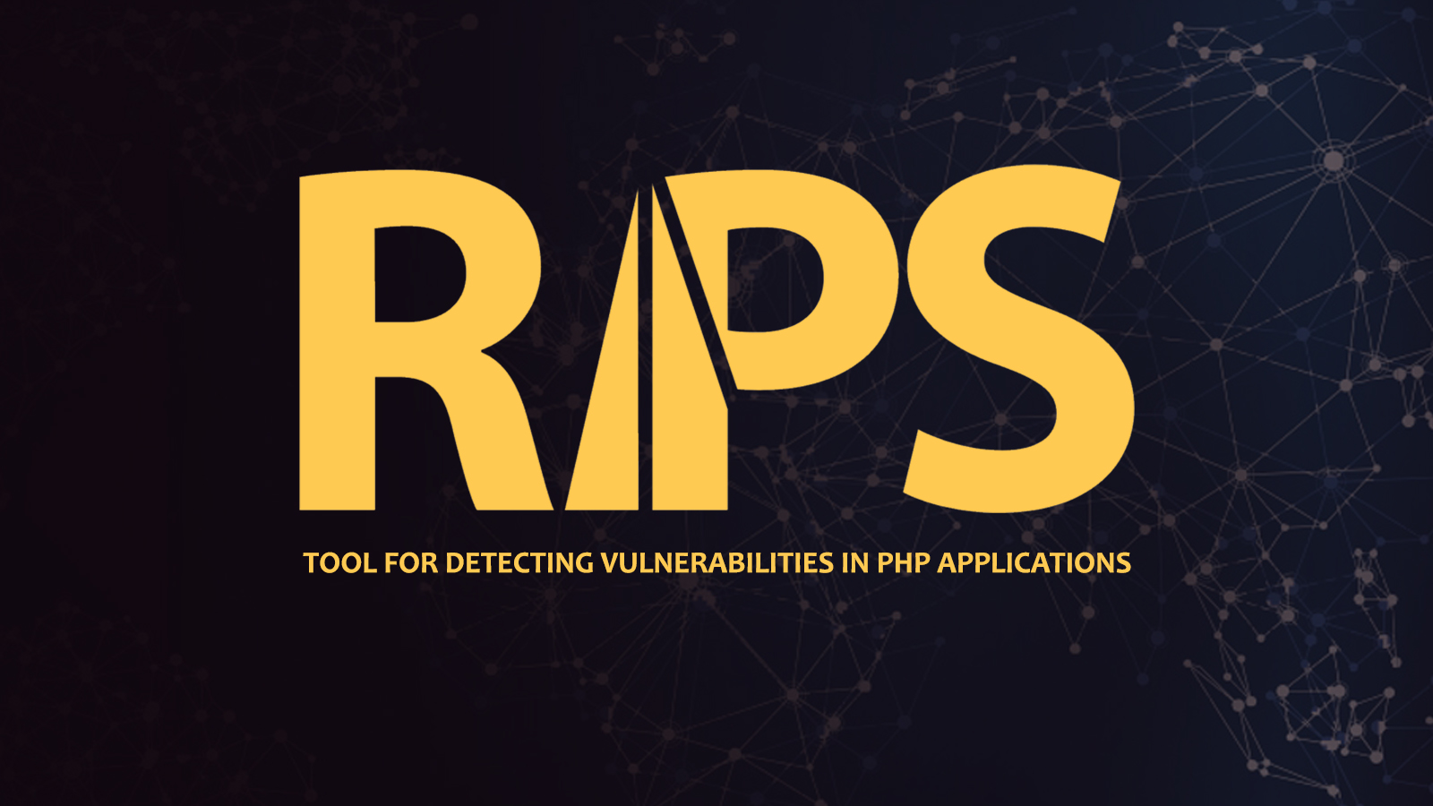 RIPS - Tool For Detecting Vulnerabilities in PHP Applications