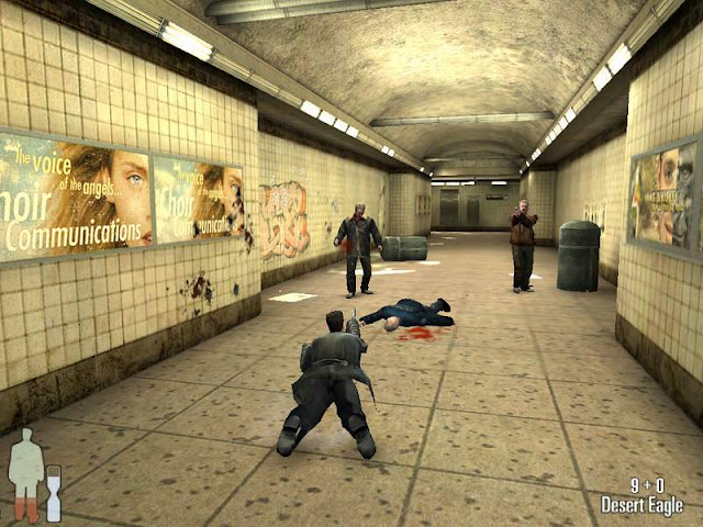 Max Payne 1 PC Download Full Version Gameplay 1