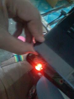 Baterai Laptop Asus X451C Tidak Mengisi Disaat Charging