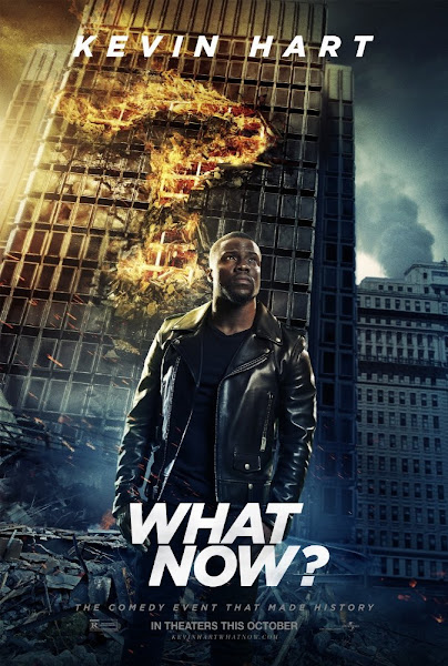 Poster Of Kevin Hart What Now 2016 English 720p BRRip Full Movie Download