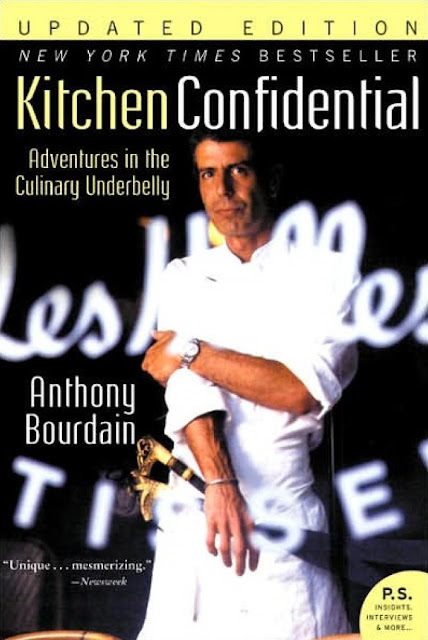 Review of Kitchen Confidential Adventures in the Culinary Underbelly
