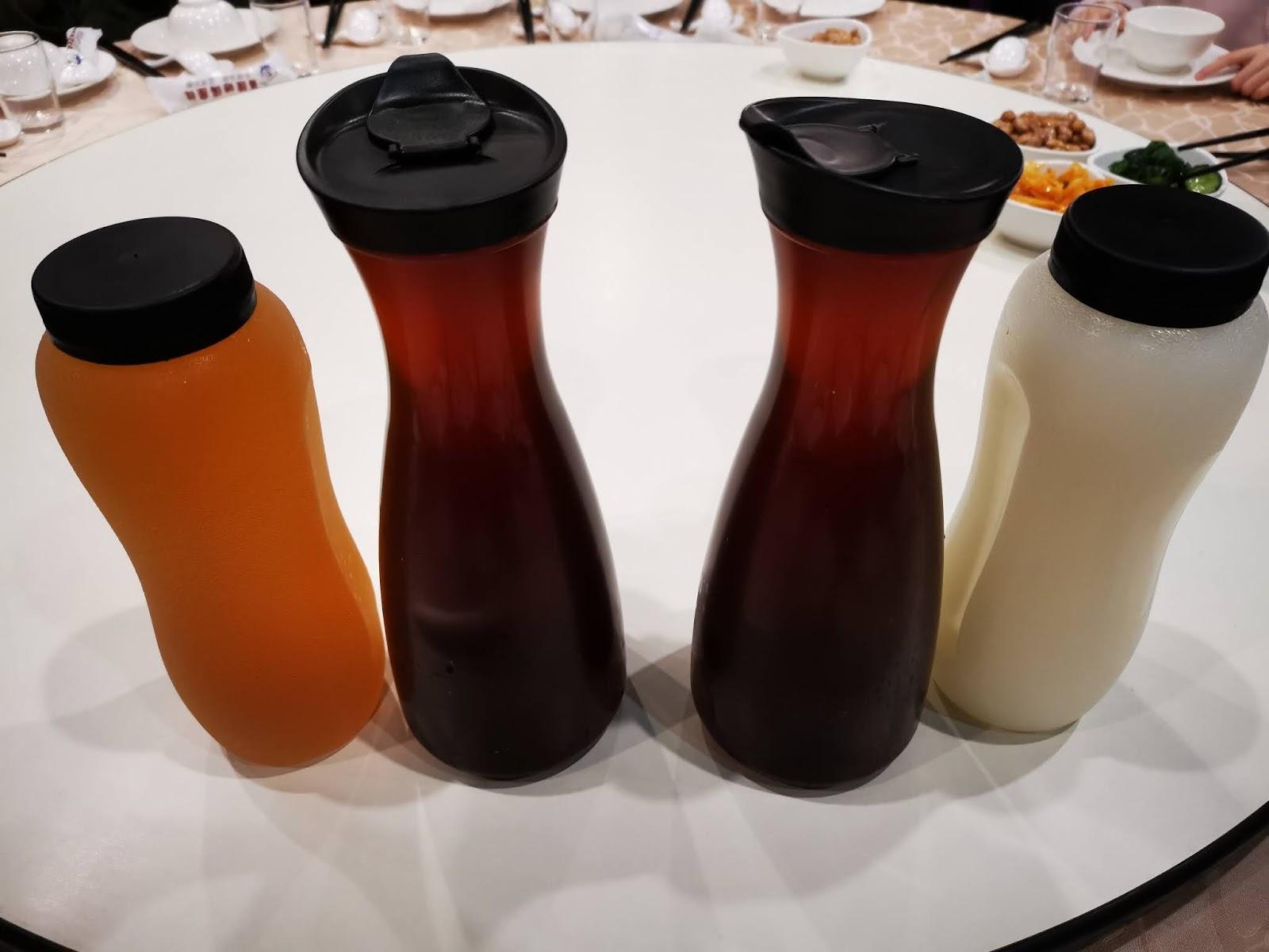基隆港海產樓飲料有多種