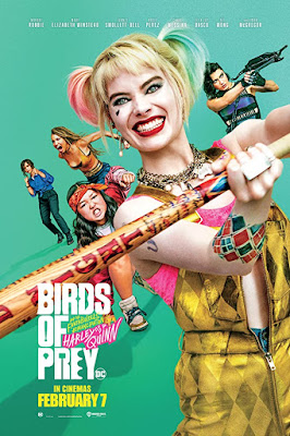 Birds of Prey 2020 Hindi ORG Dual Audio BluRay With ESubs