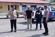 Polres Wajo Menggelar Latihan Simulasi Pengamanan VVIP