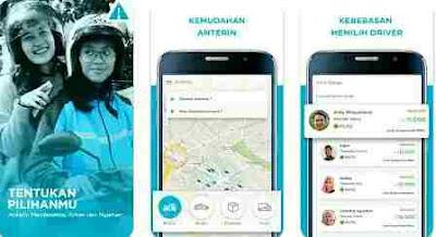 Aplikasi Ojek Online Terbaru - Anterin