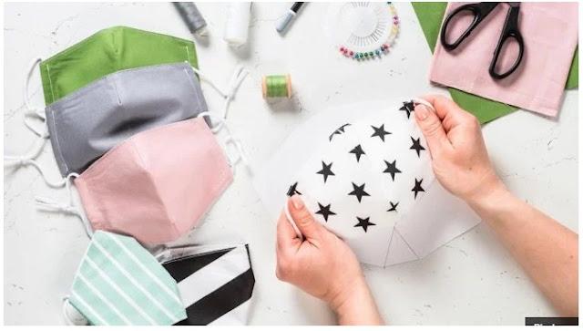 Kabar Gembira, Peneliti Temukan Bahan Terbaik untuk Membuat Masker