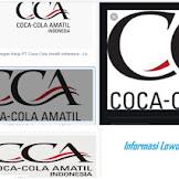Operator Produksi Pabrik PT Coca Cola Amatil Indonesia ( CCAI ) Agustus 2019