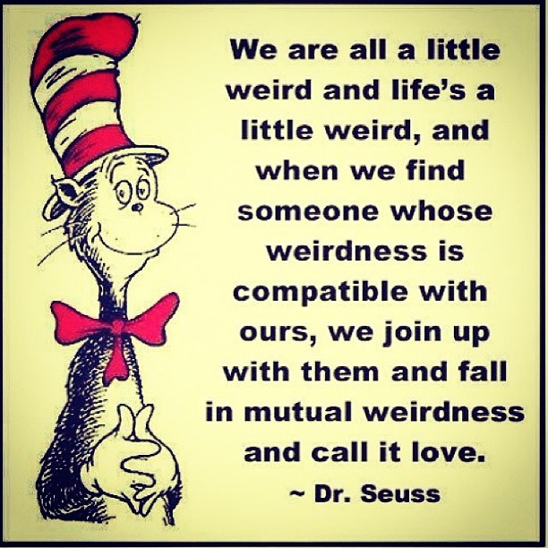 Dr Seuss Love Quote Stunning Smidgens Snippets & Bits 3 Favorite Drseuss Quotes