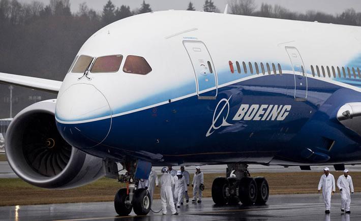 Boeing al tomar la decisión de integrarse y sumarse a su propia cadena de suministro, habla de la confianza depositada en México y en la calidad de nuestra gente en Baja California, afirma Tomás Sibaja, presidente del Clúster Aeroespacial de Baja California. (Foto: Boeing)
