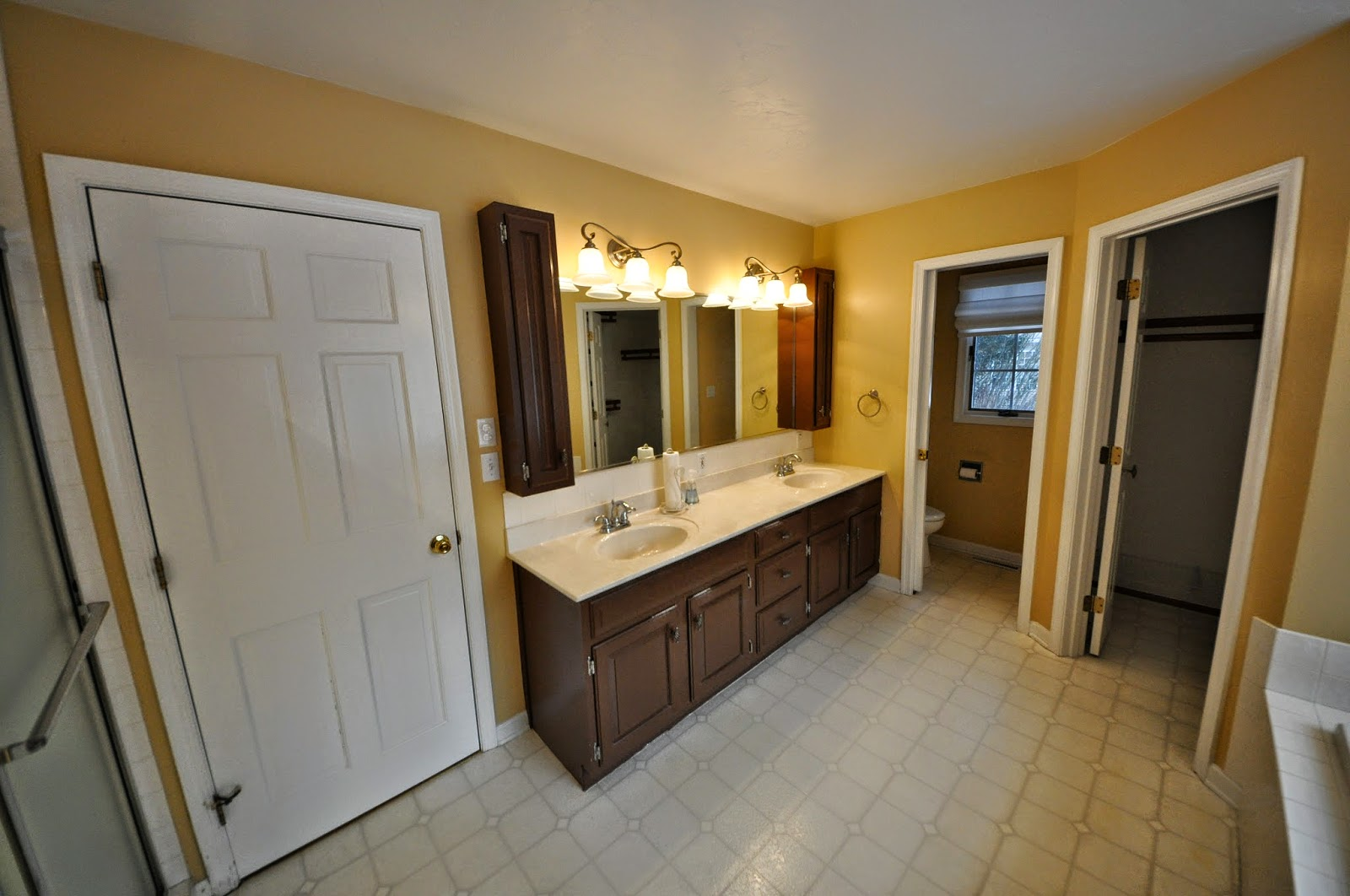 ERIC MARKS GENERAL CONTRACTING: MASTER BATH REMODEL