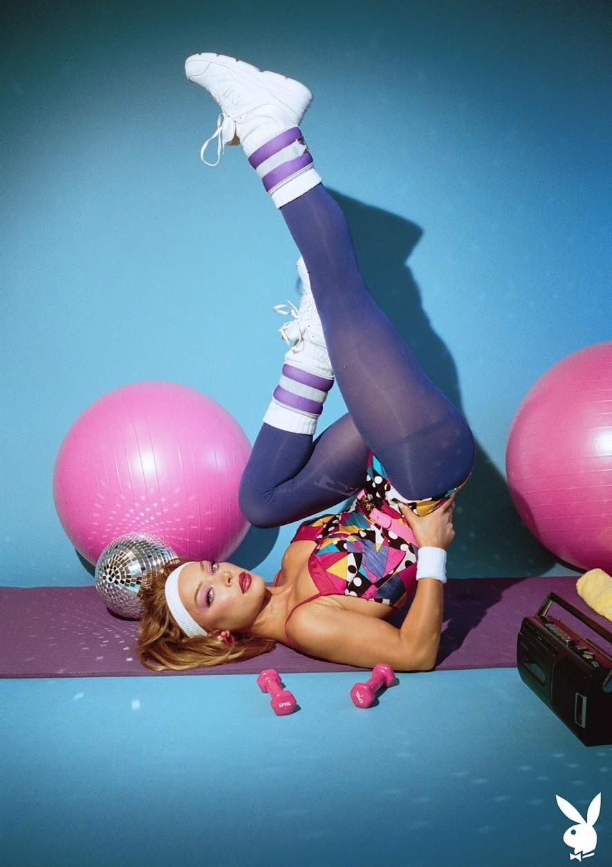 [Playboy Plus] Aubrey Destremps - Let's Get Physical