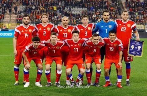 موعد مباراة روسيا و كرواتيا من تصفيات كأس العالم 2022: أوروبا