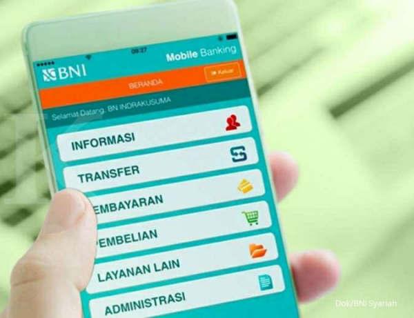 Daftar m-Banking BNI Dengan Nomor HP Lain