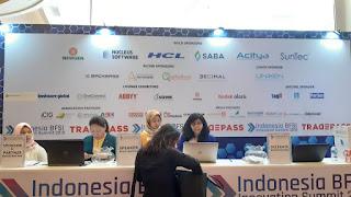 APTIKNAS hadir dalam INDONESIA BFSI SUMMIT 1-2 OKT 2019