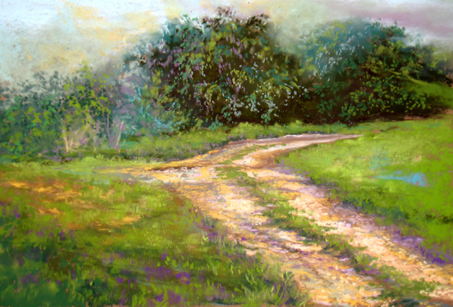 Saint louis watercolor society linda wilmes fall classes - Olive garden wentzville missouri ...