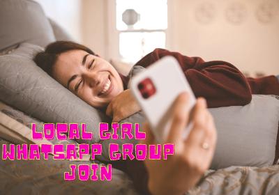 local girl WhatsApp group join
