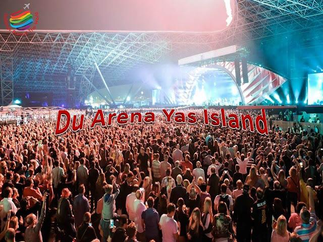 Du Arena - Yas Island Abu Dhabi