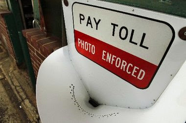 Pay Toll Photo Enforced