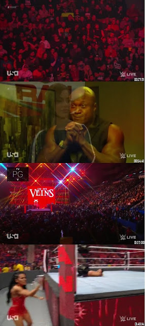 WWE Monday Night Raw Episode Download 30th December 480p 300Mb Complete HD || 7starhd