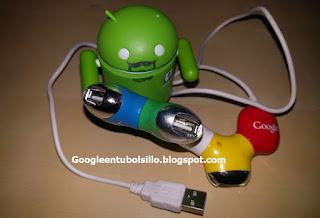 Hub USB de Google