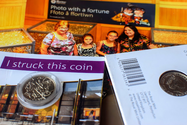 Royal Mint, The Royal Mint Experience, Llantrisant, days out,