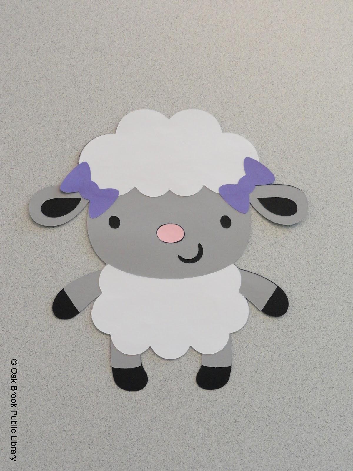 Obpl Youth Services Blog Sheep Sheep Sheep Toddling