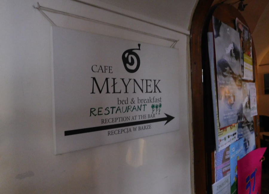 cafe mlynek
