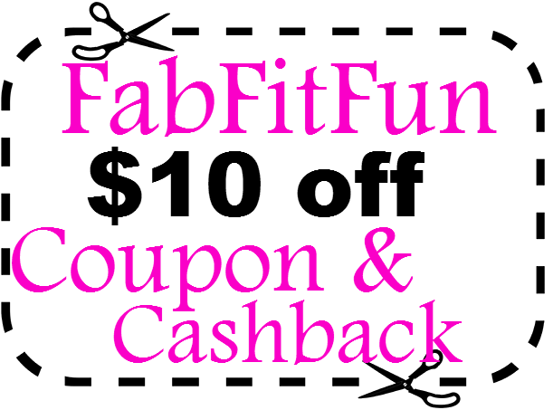 FabFitFun Promo Code $10 off March, April, May, June, July, August, September 2016, 2017