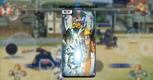 تحميل لعبة ناروتو ستورم عاصفة الصحراء 2020 : Naruto Storm 4 apk للاندرويد