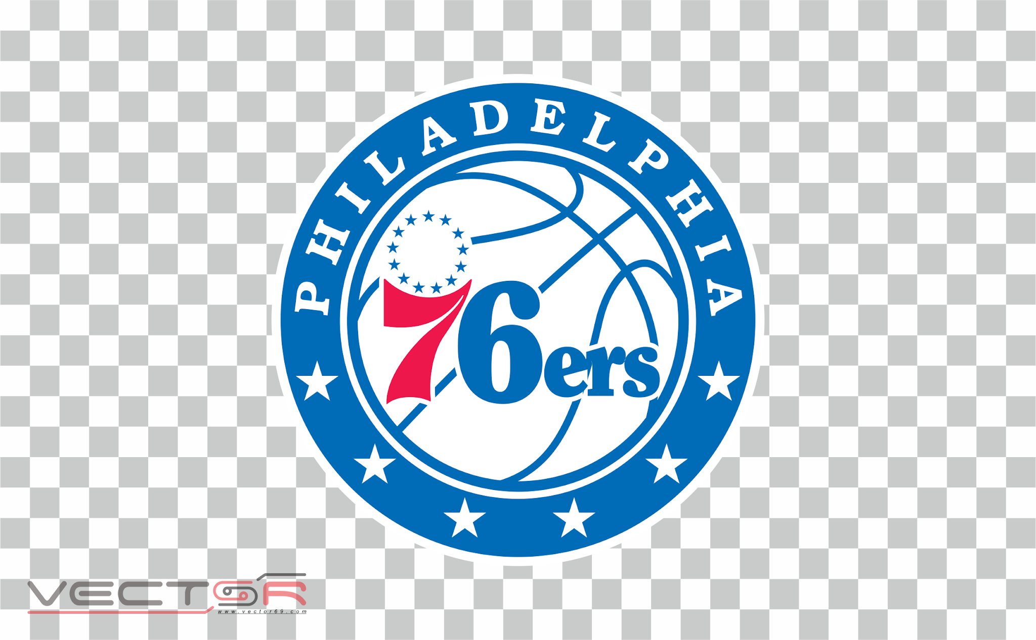 Philadelphia 76ers Logo - Download .PNG (Portable Network Graphics) Transparent Images