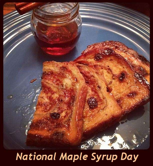 National Maple Syrup Day Wishes Photos