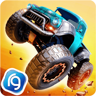 Monster Trucks Racing 2019 النسخة المهكرة