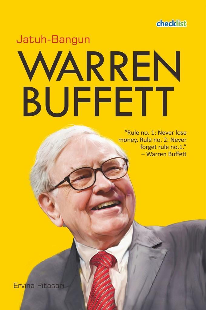 resensi buku warren buffett   jatuh bangun
