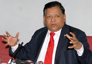 Government appoints AM Naik as Chairman of NSDC