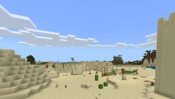 تحويل العوالم القديمة في Minecraft