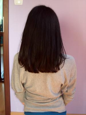 Rachu-ciachu i po strachu czyli krótkie podsumowanie mojej dzisiejszej wizyty u fryzjera