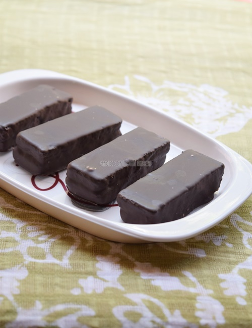 Pickwick Chocolate Recipe   Waffle Chocolate Recipe