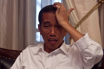 Reputasi Jokowi Memburuk, Salah Si Aktor Atau Sutradara Dibelakangnya?