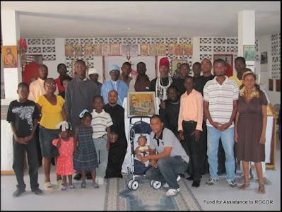 Ορθόδοξοι χριστιανοί της Αϊτής