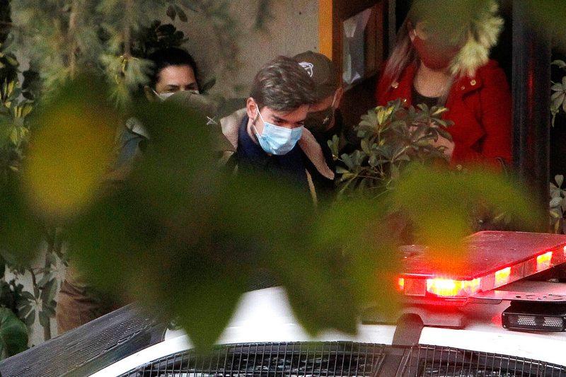 Los estrictos protocolos que debe seguir Hernán Calderón hijo en el penal