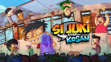 Si Juki Anak Kosan: The Series (2021) WEBDL