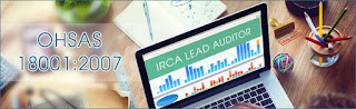 Training Lead Auditor Course OHSAS 18001 IRCA Certified