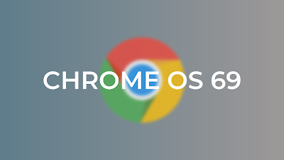 Google's massive Chrome overhaul that arrived on desktop and mobile earlier this month is returning to Chromebooks these days with the discharge of Chrome OS version sixty-nine.
